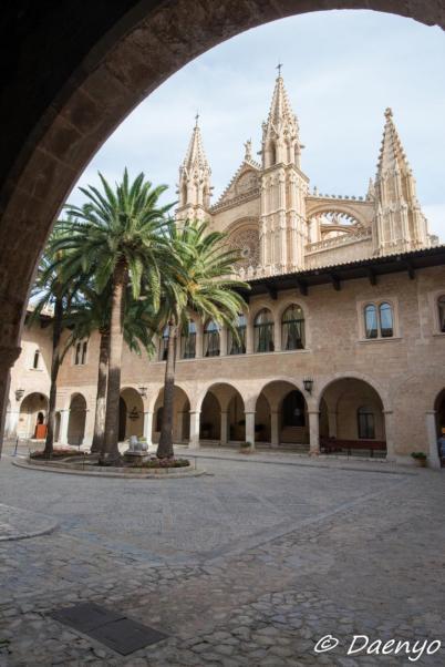Palau de l'Almudaina. Palma