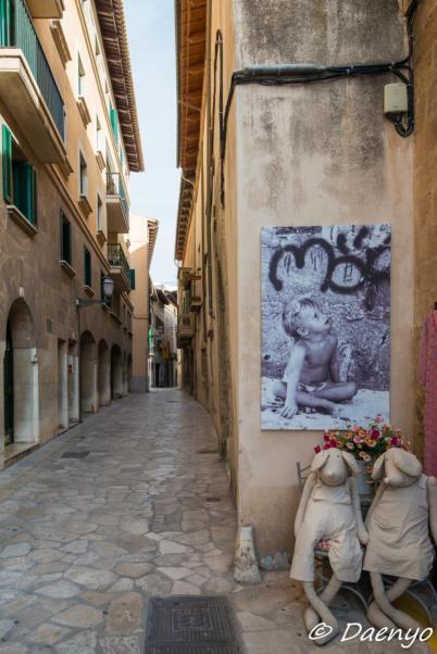 Streets, Palma