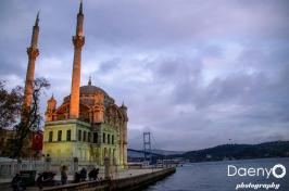 Ortoköy Mosque, Istanbul