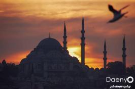 Süleymaniye Camii, Istanbul