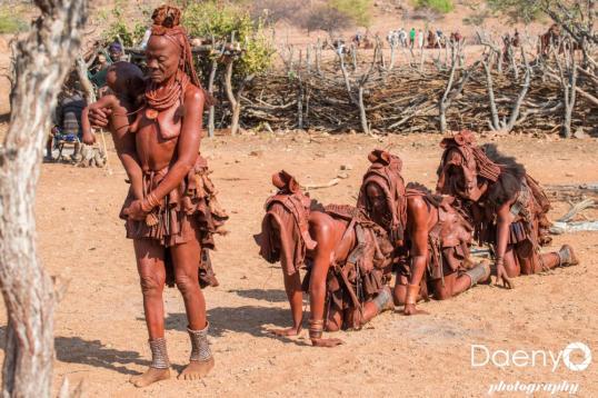 Himba Village