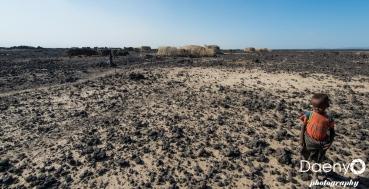 Danakil Depression, Afar Village