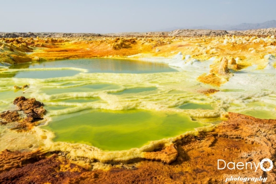 Danakil Depression , Dallol