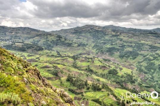 Lalibela Landscape