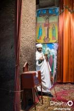 Lalibela, Priest