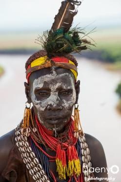 Omo Valley, Karo Tribe
