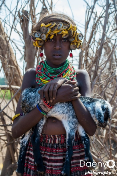 Omo Valley, Dassanech Tribe