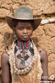 Omo Valley, Hamer Tribe