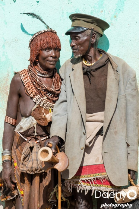 Omo Valley, Markettime