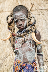 Omo Valley, Mursi Tribe