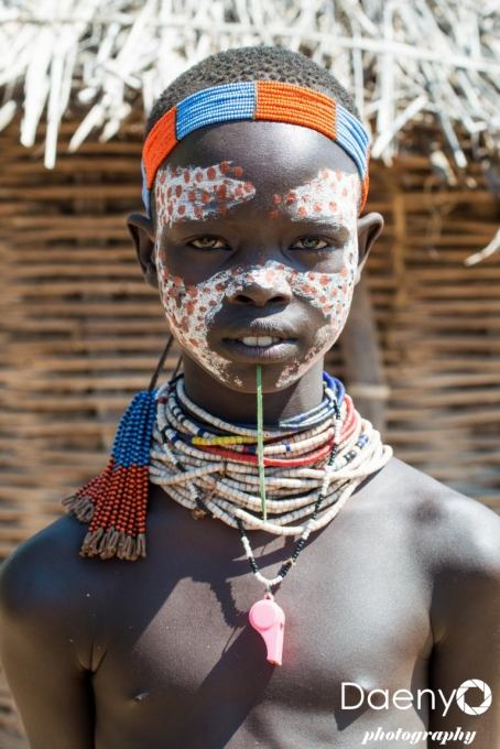 Omo Valley, Karo Tribe
