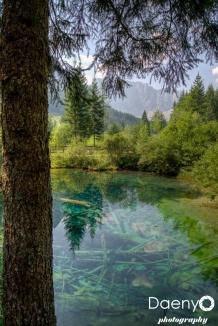 Meerauge, Kärnten