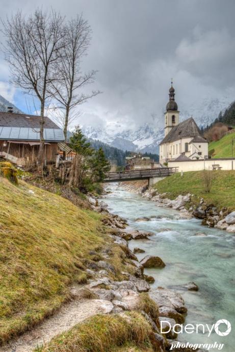 Ramsau, Berchtesgaden Bavaria