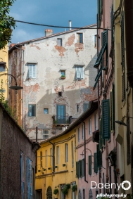 Streets, Lucca