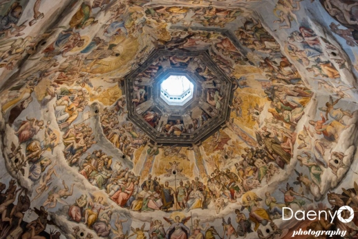 Inside Duomo, Florence