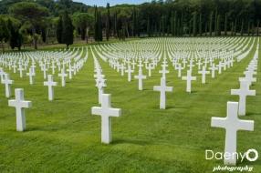 US cemetery near Florence