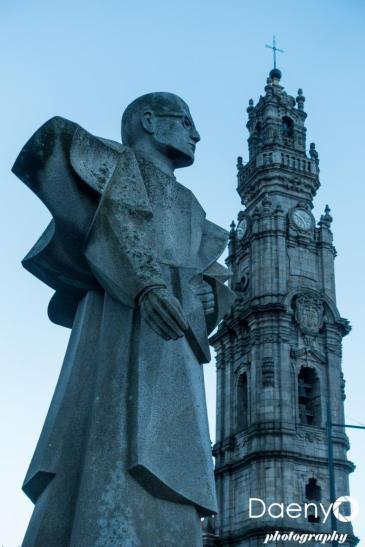 Torre dos Clerigos in Porto