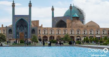Imam Square, Isfahan