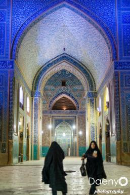 Jame Mosque, Yazd
