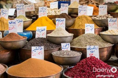 Bazar, Shiraz