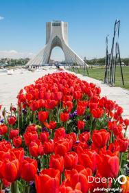 Azadi Tower, Teheran