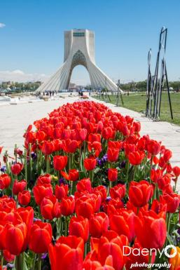 Azadi Tower, Teheran