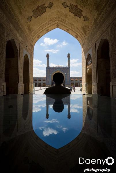 Jame Mosque, Isfahan