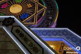 Ferris wheel, Ashgabat