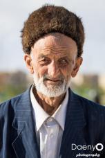 old man, Shakhrisabz