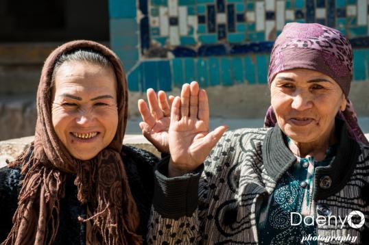 Hello, Samarkand