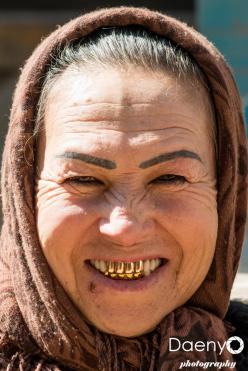 golden teeth part 1, Samarkand