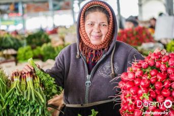 Chorzu Bazar, Tashkent