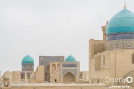 old town, Bukhara