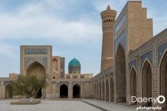 Kalyam Mosque, Bukhara