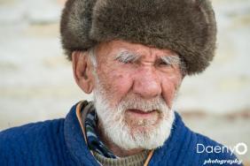 old man , Khiva