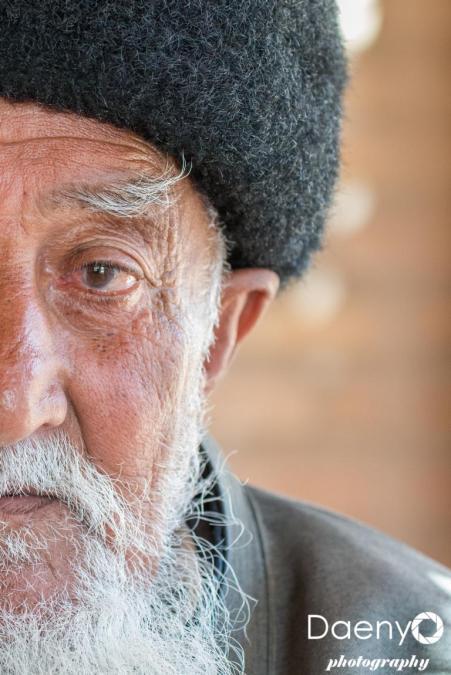 old man, Khiva