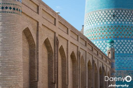 old town, Khiva