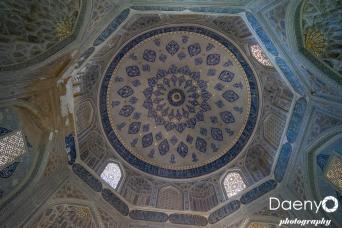 Gur-e Amir Сomplex, Samarkand