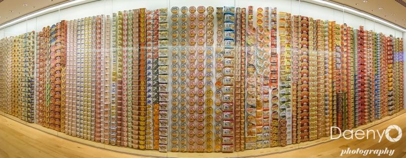 Cupnoodle Museum , Yokohoma