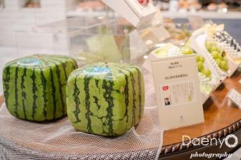 square shaped watermelon