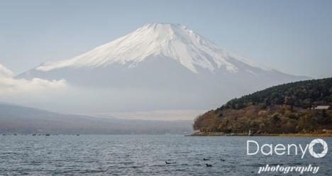 Yamanaka Lake, Fuji