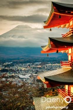 Pagoda Fuji