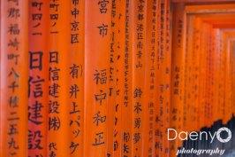 Fushimi-Inari-Taisha Shrine, Kyoto
