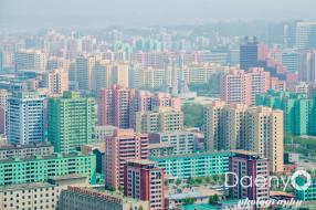 Panorama, Pyongyang