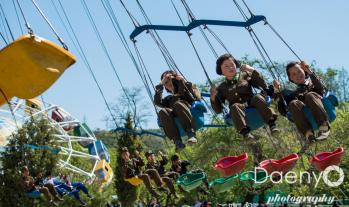amusement park in Pyongyang