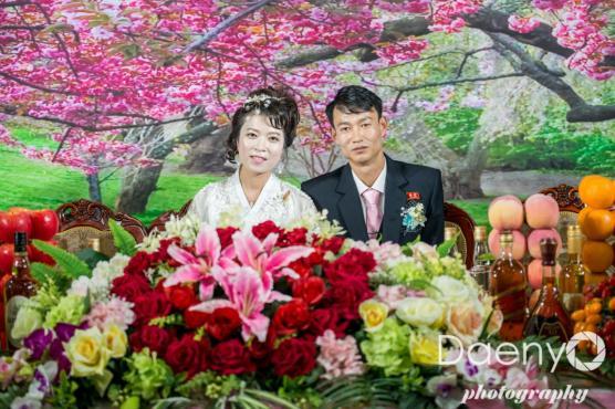 wedding, Pyongyang