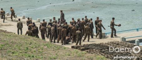 somewhere in Pyongyang