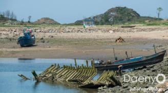 """beach"" near Nampo"