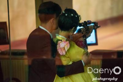 shooting range wedding