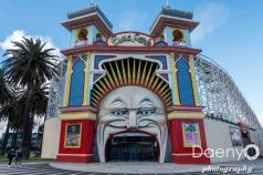 Luna Park St. Kilda, Melbourne
